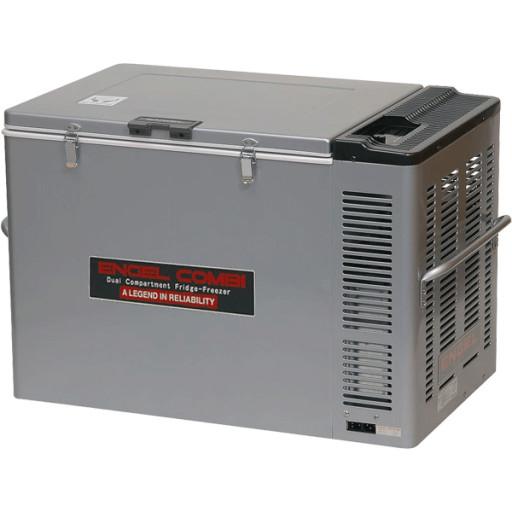 Frigider / congelator portabil combi ENGEL MD80F-C-S - 80 litri, combi, cu termometru digital