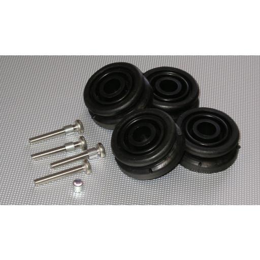 Adaptor pentru frigider MR040 la placa fixare cu eliberare rapida TSL530/540