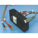 Conector posi-fit pentru frigidere auto ENGEL, cu lumina de control si intrerupator