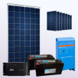 Kit fotovoltaic 2000W - Imaginea nu are caracter contractual