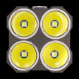 Lanterna profesionala cu led Nitecore TM26 - 445m / 3800lm