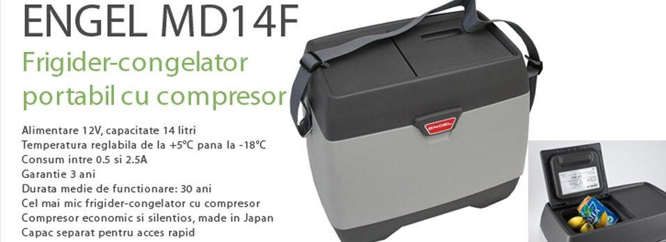 Frigider / congelator portabil ENGEL MD14F