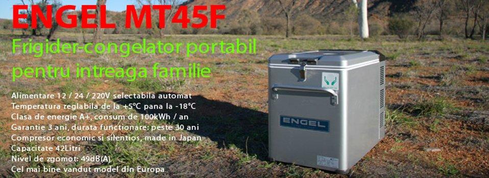 Frigider / congelator portabil ENGEL MT-45-FS