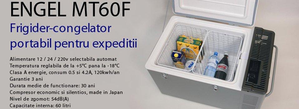 Frigider / congelator portabil ENGEL MT-60